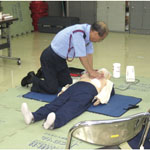 人命救助研修
