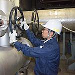 ビル内熱供給施設管理業務